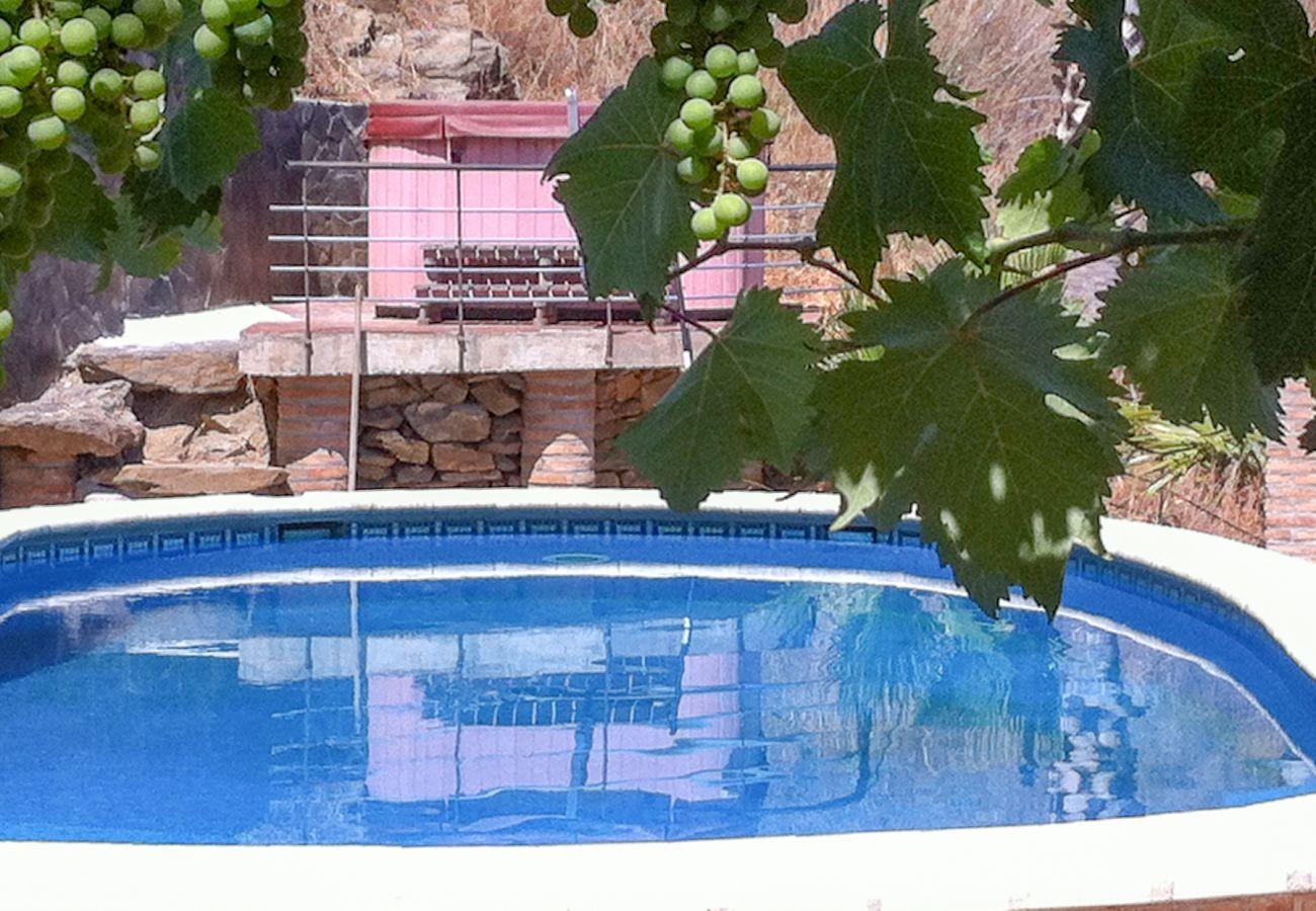 Villa i Torrox - Casa Maria - charmerende landhus nær Torrox