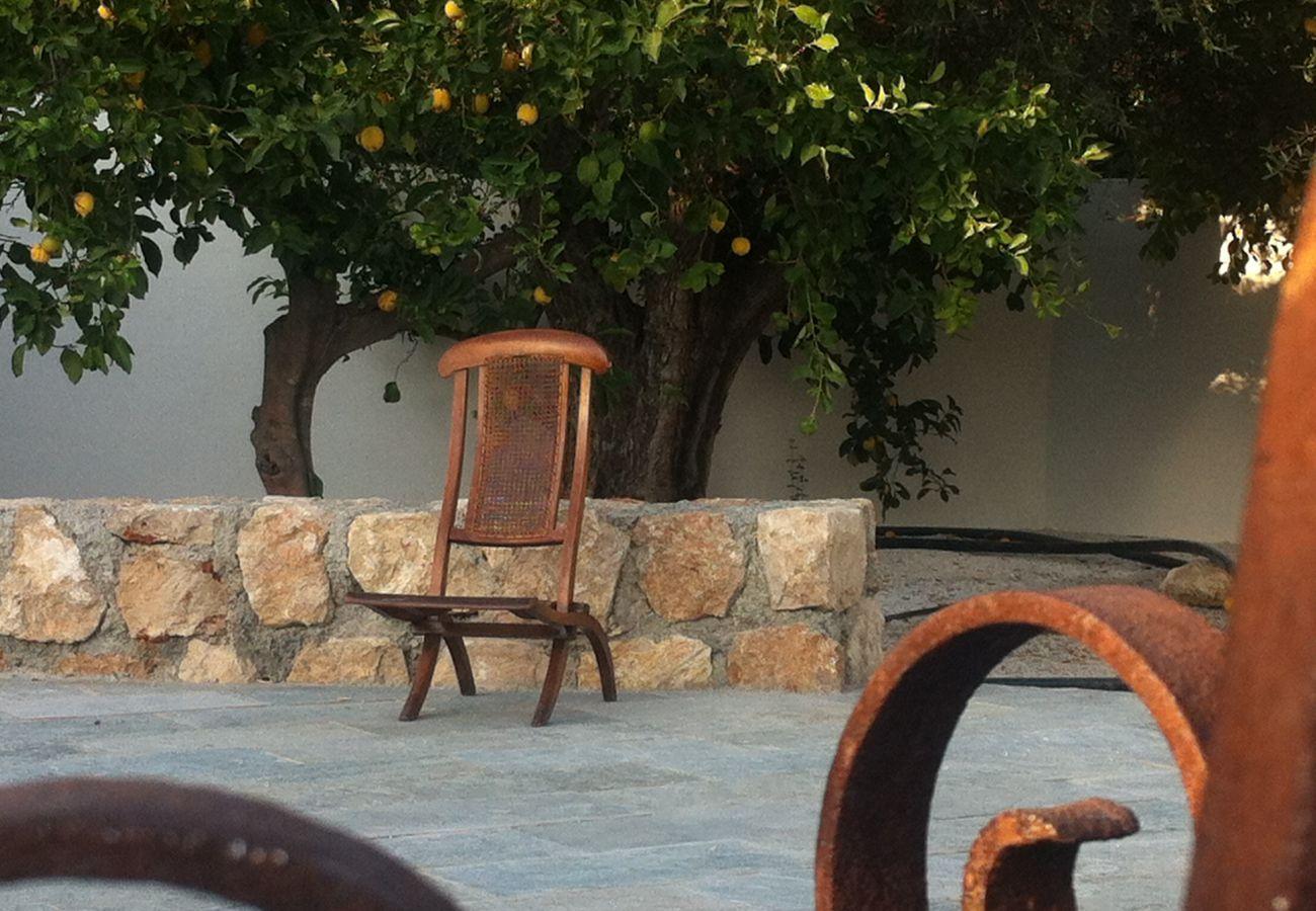 Villa i Melegís - Jardin de los limones - med egen citruslund