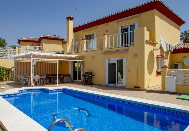 Villa i Caleta de velez - 384 Samara