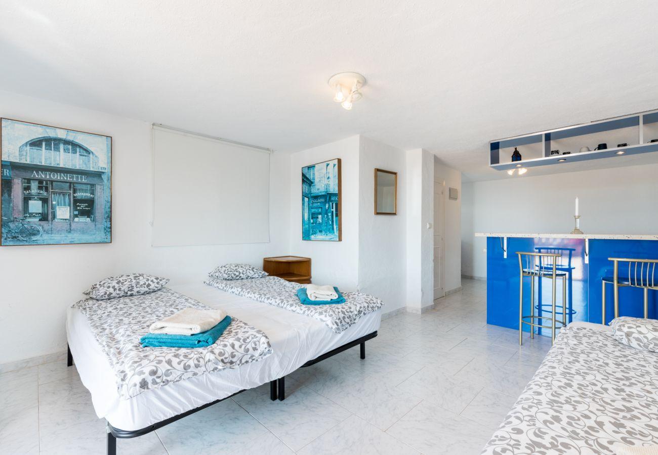 Villa i Mijas Costa - Villa Paraisos - Charmerende Andalusisk Villa med privat pool