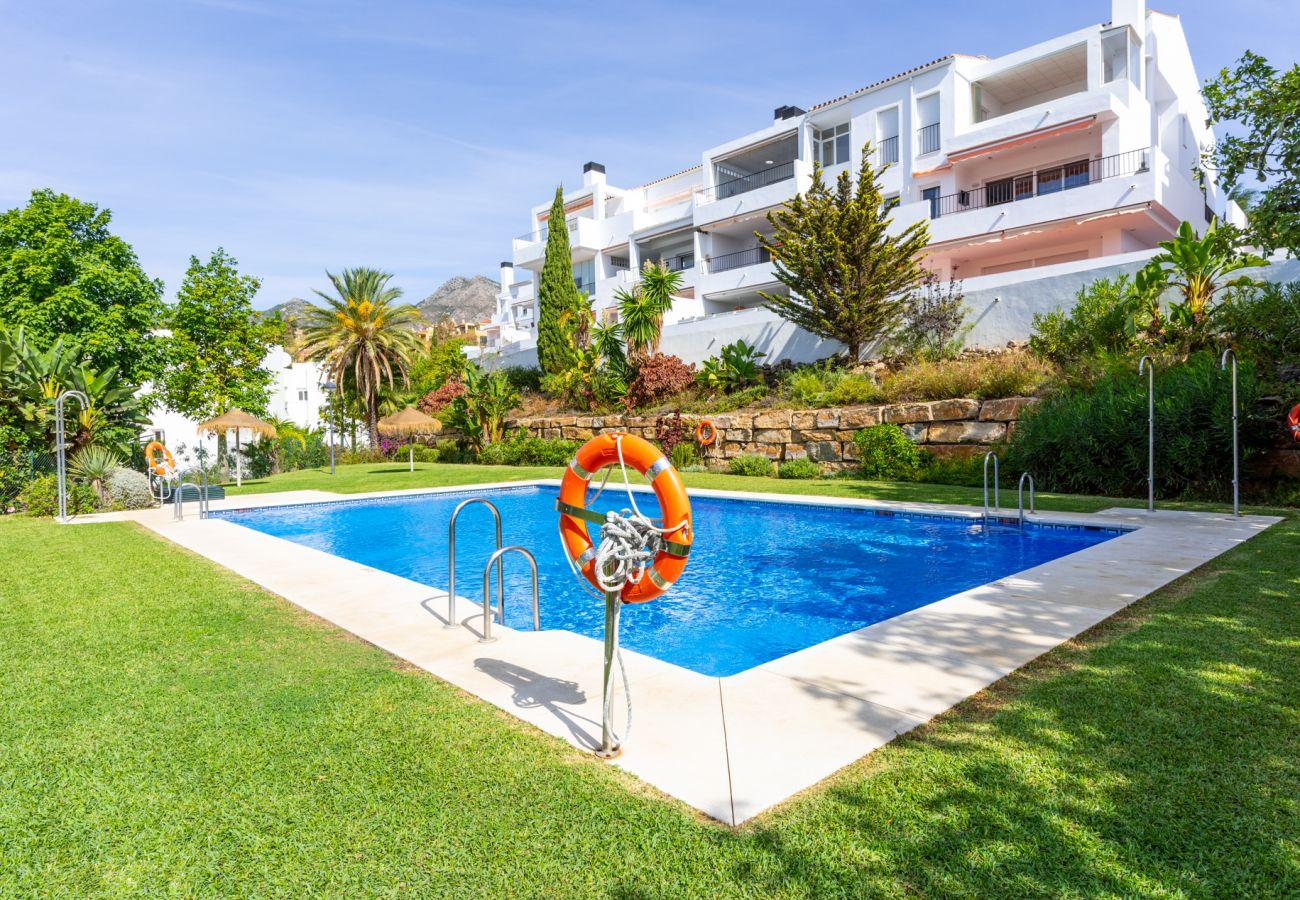 Ferielejlighed i Benalmadena - Torrequebrada Golf Resort, Benalmadena