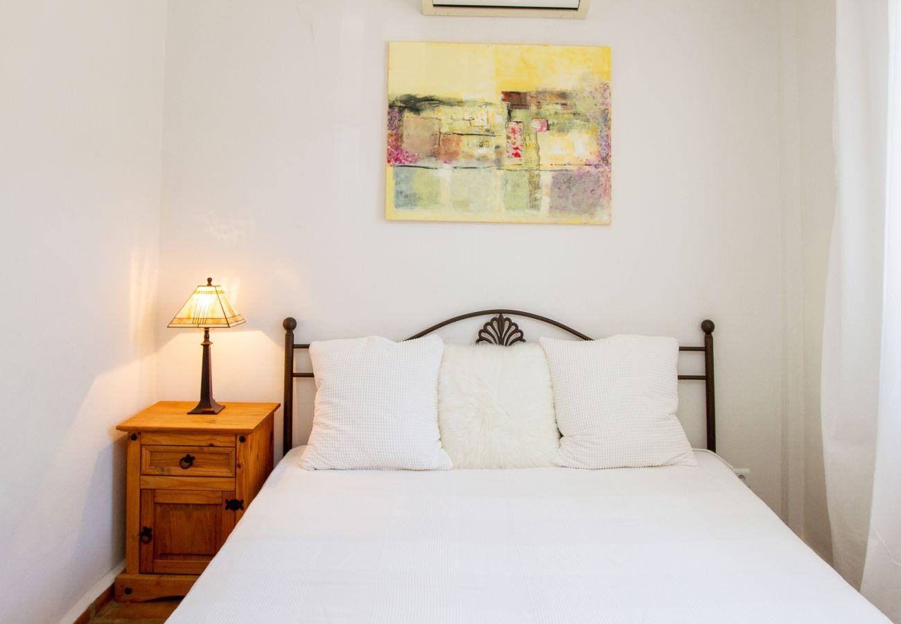 Villa i Algarrobo - Casa el Mirador - Autentisk spansk landhus ved Malaga