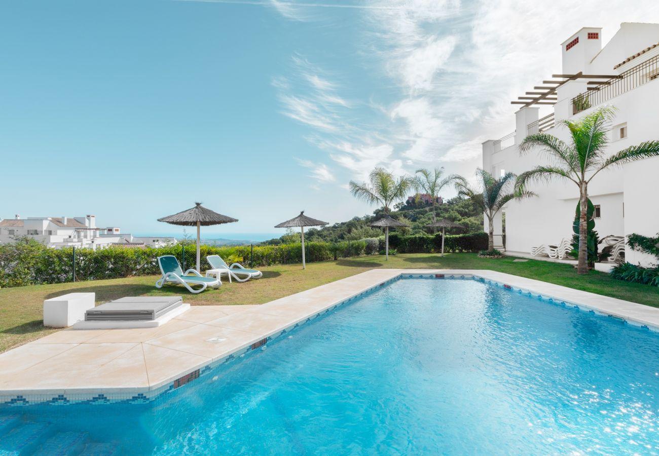 Ferielejlighed i Ojen - Ferielejlighed - La Floresta - Soto Golf - Marbella